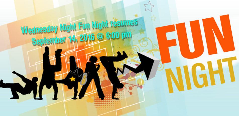 Youth Fun Night