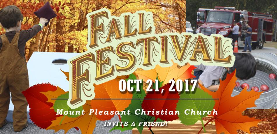 MPCC Fall Festival 2017
