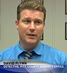 Dectective Pitt County