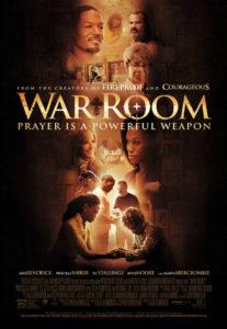Prayer series kick off The War Room